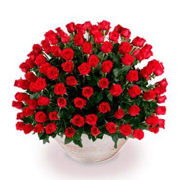 100 Rosas para Enamorar<br><b>NUEVO!</b>