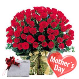 Envia Flores Para Día De La Madre A Santo Domingo Flores