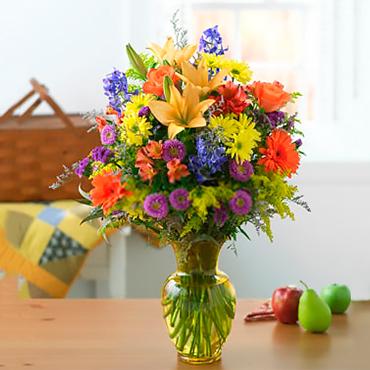 California Flowers Fragrance