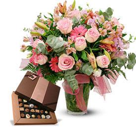 Impacto Floral <b>CHOCOLATES GRATIS!</B>