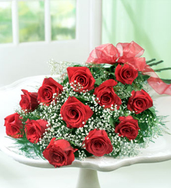 Export Roses Bouquet, Colombia, Funza (Cun)