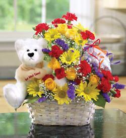 Premium Florist Sweet Basket ®