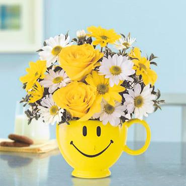 Flores Sonrientes
