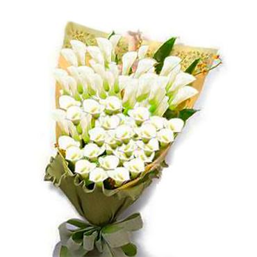 Florerias En Saltillo Flores A Saltillo Coahuila Bouquet De Alcatraces