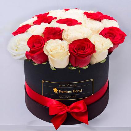 Florerias En Toluca Flores A Toluca Love Roses Premium Box