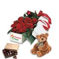 Thanks Roses, Paraguay, Asuncion