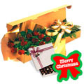 Holidays Box Roses, -Guatemala