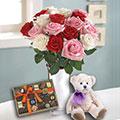 Premium Florist Special Gift, Los Reyes La Paz-Mexico