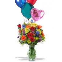Balloons & Flowers, USA, Coral Gables
