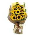 Sunflowers Bouquet, Venezuela, Anaco