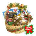 Christmas Goodies Basket, -Guatemala