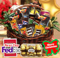 Holiday Candy + FREE CARD!, -Mexico