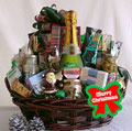 Sublime Christmas Basket, -Uruguay