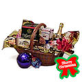 Christmas Wishes Basket, -Uruguay