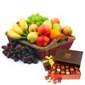 Paradise Fruit Basket, Canovana