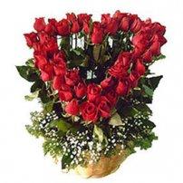 Corazón de Rosas ¡DISEÑO ÚNICO!, Uvero Alto