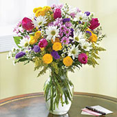 test2Shine in Flowers FREE VASE!, USA, Texas