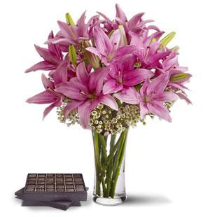 Lilies Perfume + <b><br>FREE CHOCS!</b>