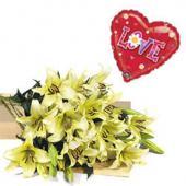test3Love Lilies Box GLOBO GRATIS!, Venezuela, Merida