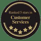 Galardonado AWARD-WINNING Customer Service