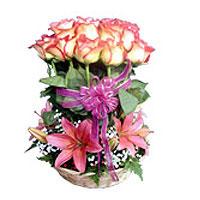 Rosas & Liliums para Mamá, Ecuador, Manta