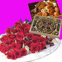 Roses + Chocolates, Argentina, Recoleta